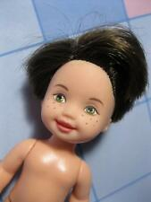 Barbie TOMMY Friend Ryan Happy Family DOLL Brown Hair Freckles Green Eyes-RARE