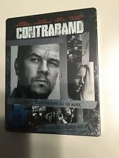 Contraband Steelbook, German import, region free  Blu-ray