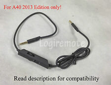 ASTRO A40 MP3, PC, Mobile, i Phone Adapter cable/Media Controller (2013 Edition)