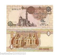 EGYPT 1 POUND UNC GOING CHEAP ON EBAY # 161