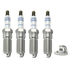 4 x BOSCH SUPER PLUS SPARK PLUGS MAZDA FORD FOCUS FIESTA KA MONDEO PUMA SET