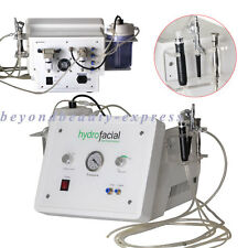 Water Jet Hydra Dermabrasion Facial Skin Peeling Rejuvenation Day Spa Machine