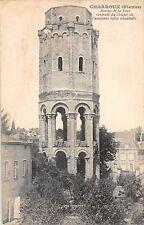 BF8127 charroux vienne ruines de la tour france      France
