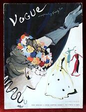 Vogue Magazine ~ March 1, 1937 ~ Willaumez Horst Steichen Merle Oberon