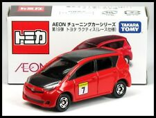 TOMICA AEON VOL 19 TOYOTA RACTIS 1/65 TOMY New Diecast Car 92 RED