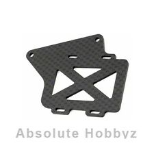 Kyosho Inferno MP9 WC RX Front Battery Mounting Plate - KYOIFW423-01