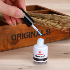 NEW PRO White Glue Adhesive for Galaxy Star Foil Sticker Nail Art Transfer Tips
