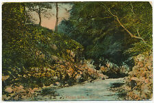 Happy Valley, Wooler, 1906 postcard