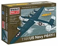 "Minicraft 1:144 14687: US Navy PB4Y-1 ""Calvert & Coke"""