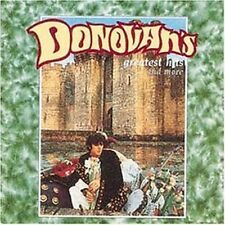 Donovan Greatest Hits & More CD NEW SEALED Mellow Yellow/Sunshine Superman+