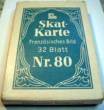 Vintage Skatkarten Pro Senta Altenburg - Wenn's um Geld geht - Sparkasse Hagen