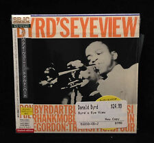 Donald Byrd-Byrd's Eye View-Transition 9351-JAPAN CD MINI LP SLEEVE RARE SHRINK