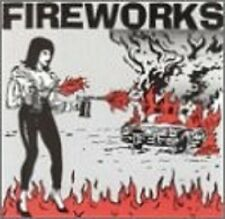 Fireworks - Set The World On Fire  CD  18 Tracks Alternative Rock  Neuware