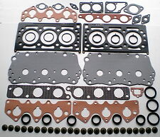 ROVER 45 75 2.0 2.5 MGZS MGZT &FREELANDER HEAD GASKET SET KV6 ENGINE