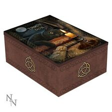 The Witching Hour by Lisa Parker ~ Tarot Box ~ Nemesis Now
