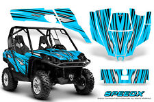 CAN-AM COMMANDER 800R 800XT 1000 1000XT 1000X GRAPHICS KIT DECALS SPEEDX BLIPAD