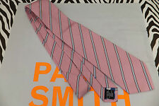 Genuine PAUL SMITH Tie Exquisite Silk Blend Standard Long Stripe Ties BNWT RP£70