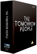 The Tomorrow People: The Complete Series - DVD