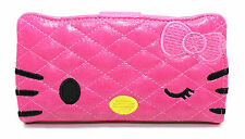 Hello Kitty Pink iPhone 4S Phone Case Wallet