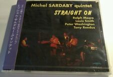 Michel Sardaby Quintet - Straight On ***FACTORY SEALED***