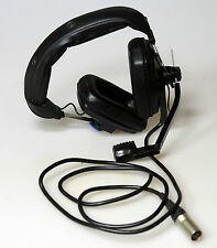 Beyer Dynamic double sided talk headset for broadcast Sony cameras, refurbished.