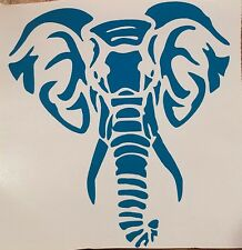Elephant Decal Great for Car/Truck/Window/Mirror ***AVAILABLE 20 COLORS***