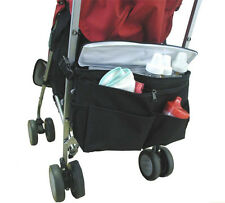 Mommy Bag Baby Stroller Accessories Buggy Bag Cup/Holder/Phone Organizer Bag