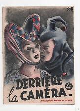 Collection Amour et Police. Derrière la caméra. V. TURNER. Athéna 1944 Populaire