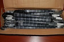 Lot Of 12pc Umbrella W Built in Extendable Plastic Cover Wholesale Free Shipping