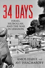 34 Days: Israel, Hezbollah, and the War in Lebanon-ExLibrary