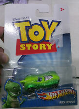 Hot Wheels TOY STORY 3 - Rex Rider (1:64, Die-cast)