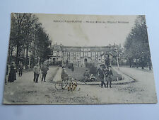CPSM Neuilly sur Marne hopital militaire