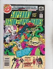 DC Comics! Superboy starring the Legion of Super-Heroes! Issue 247!