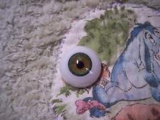 ~EyEcO EyEs PoLyGLaSs Eyes GrEeN GaZe A251 16MM~ REBORN DOLL SUPPLIES