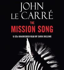 The Mission Song by John Le Carré (2006, CD, Unabridged)