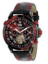"Calvaneo 1583 Neuheit: Astonia ""Red Cobra Edition"" Automatikuhr Sonderedition"