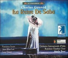 Gounod: Reine De Saba, New Music