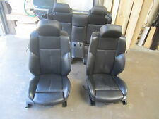 BMW OEM E63 645CI 650I SPORT SEATS SEAT SET FRONT REAR