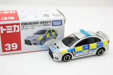 Takara Tomica Tomy #39 British Police Type UK Scale1/61 Diecast Toy Car Japan