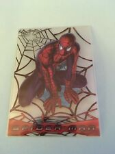 SPIDER-MAN Web-Shooter Clear Card C1 Topps Movie Chase card