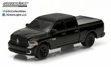 1/64 GREENLIGHT BLACK BANDIT 11 DODGE RAM 1500 SPORT PICKUP TRUCK