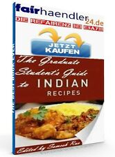 english eBook THE GRADUATE STUDENT's GUIDE TO INDIAN RECIPES Indische Rezepte 1A