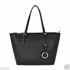 Fashion Classic OL Women's Tote Shoulder Messenger Bags Black Handbag Hobo Bag