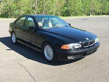 BMW: 5-Series Base Sedan 4-Door