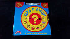 NEW TAKE IT AWAY NUMBERS TURN THE DIAL WIPE CLEAN BOOK MAGIC PEN SPIRO LEARNING
