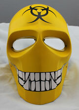PC Lens Mask Paintball Airsoft Full Face Protection Skull Mask Prop M0783