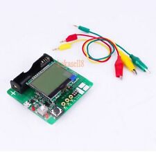 New inductor capacitor ESR meter DIY MG328 multifunction transistor tester