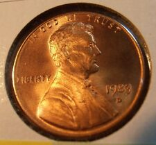 1983 D LINCOLN CENT, BU FROM A ROLL