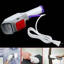 Handheld Fabric Iron Laundry Suits Clothes Electric Steamer Brush US Plug JL