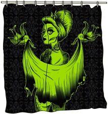 Textil Duschvorhang Raumteiler Bloodbath 180x180 cm